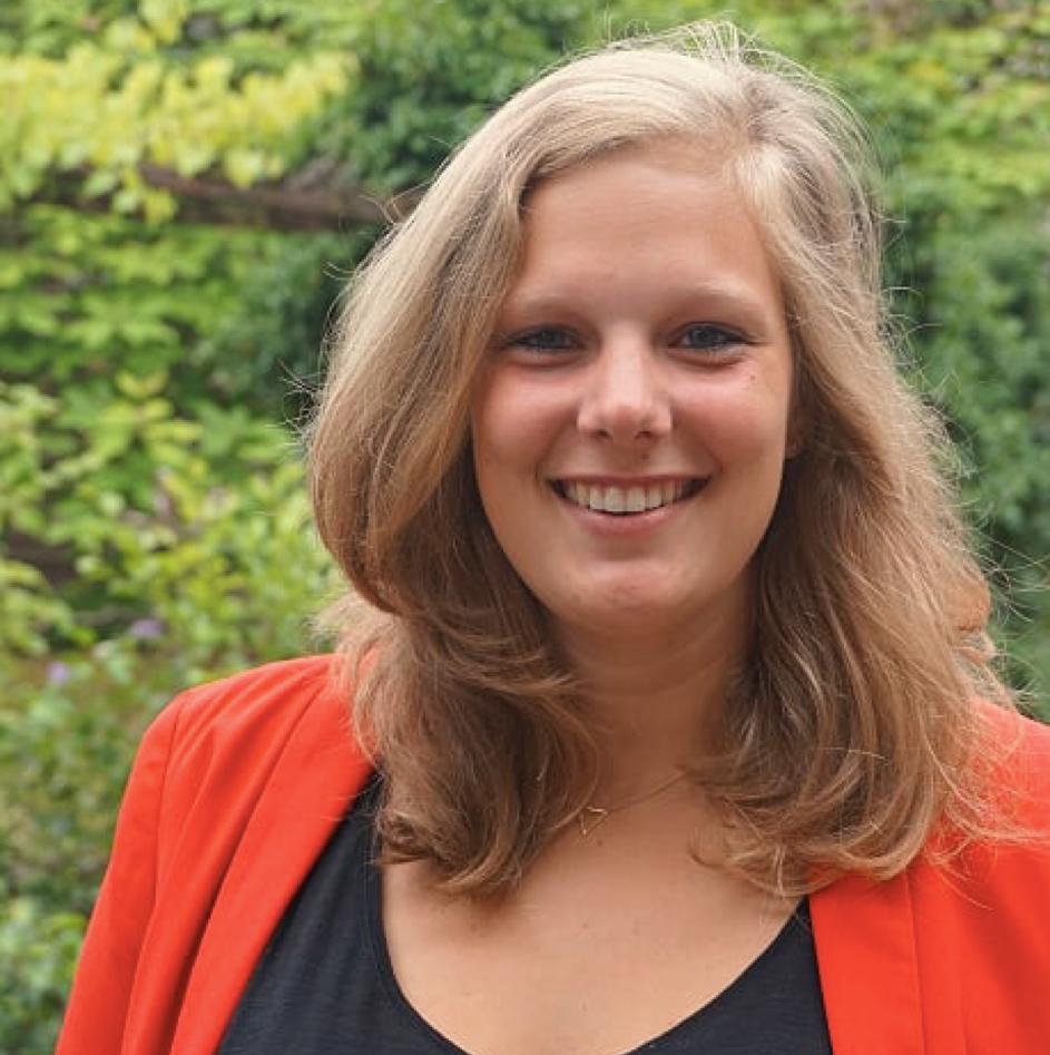 Marleen van der Velde